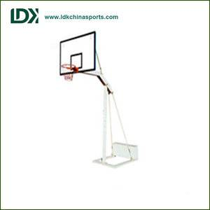 Hot sale wholesale easy to assemble kids basketball hoop with stand