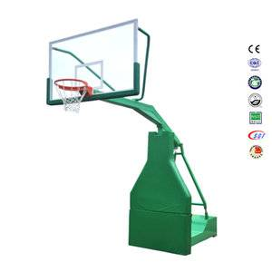 China factory wholesale outdoor certification basketball hoop