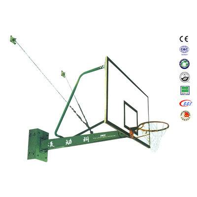 Hot selling wall mounted basketball hoop with basketball backboard