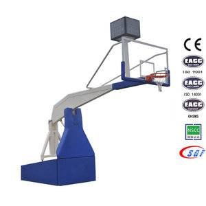 Newest with balance weight basketball hoop basketball equipment