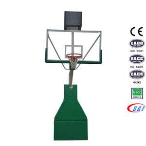 High grade steel material office basketball hoop basketball goal net