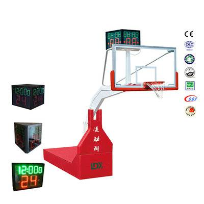 Best aluminium alloy frame basketball goal system for sale