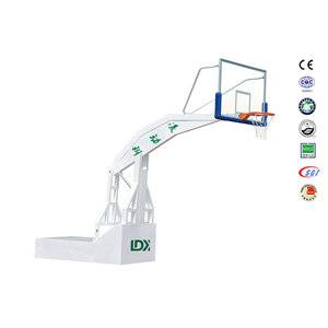 China wholesale hydraulic basketball goal system basketball hoop