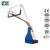 Public space remote control basketball equipments basketball hoop