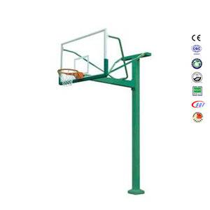 Top basketball goal posts basketball mini hoop with good basketball rim