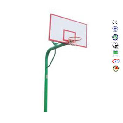 Competition 1.2*0.8m backboard basketball pole stand for kids