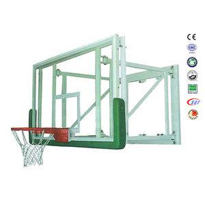 Cheap playground basketball post size basket hoop for junior