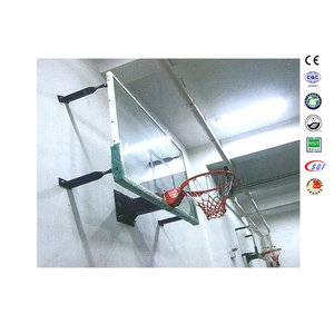 Institutions 80cm extension basketball ring size basketball post size
