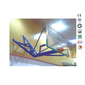Professional basketball equipment 1800x1050x12mm backboard basketball ring spring