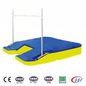High grade non-tearing thick gym mat fitness pad
