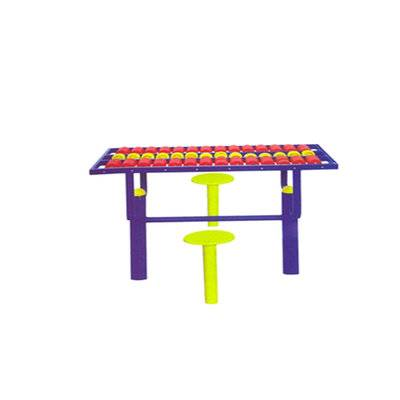 Outdoor hot sale galvanized Abacus public fitness equipment