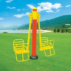 Kidz Friendly Popular equipment Children's outdoor fitness Swing