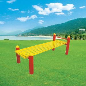 Can be customized Adults outdoor fitness equipment sit up bench