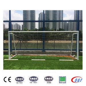 Best for sale 5X2m portable and Foldable aluminum soccer goal post