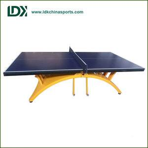 Hot sale Indoor foldable table tennis tables for sale