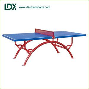 2016 New design Outdoor SMC best table tennis table sale