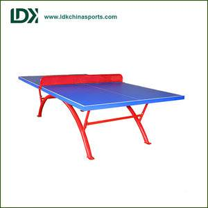 Best selling Low price table tennis training equipment outdoor table tennis table