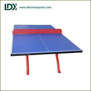 Popular cheap outdoor table tennis table used ping pong tables for sale