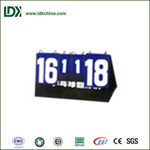 Hottest table tennis equipment wholesale table tennis scoreboard for sale