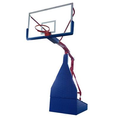 Portable 3x3 competition projection 3.25m basketball stand base