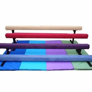 5m or customized gymnastics beam floor balance beam for sale