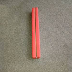 Children gymnastics 2m folding gymnastics balance beam for sale