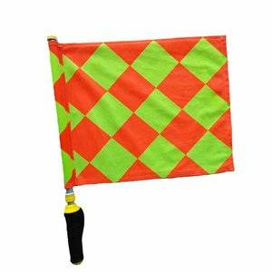 Best selling football goal soccer hand flag for sale
