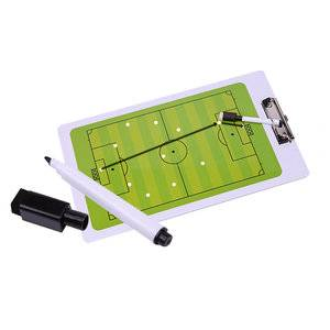 Football goal coach board soccer coaching board for sale