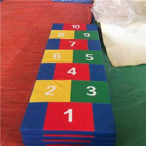 Best seller children number mat playing mat cheer mat cheap