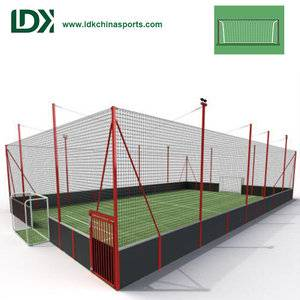 Professional soccer cage sport equipment panna cage