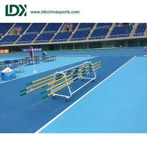 High jump crossbars track and field outdoor equipment