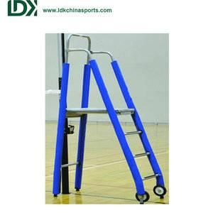 Professional custom volleyball umpire chair advantage