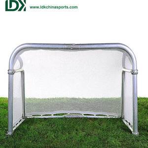 folding aluminum mini soccer goal wholesale