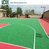 Factory custom plastic basketball floor for sale