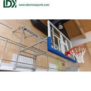 Hottest selling electronic wall mounted foldable basketball loop