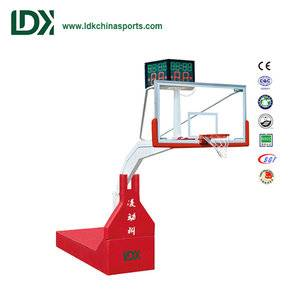 International standard certification basketball stand custom