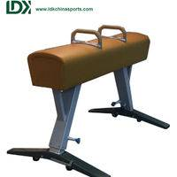 leather pommel horse,pommel horse for sale,pommel horse