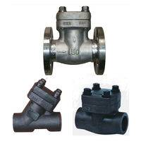 Forged steel  check valve,Check valves,Pressure sealed check valve,Y type check valve,Stainless steel check valve,A105 check valve