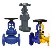 Bellow seal globe valve,Globe valves,Cast iron globe valve,Bellow sealed valve,bellows valve