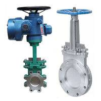 knife gate valve,Stainless steel gate valve,gate valve,knife gate valve manufacturer,slurry valve,Parallel Slide Valve