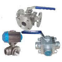 three way ball valve,3-way ball valve,Four way ball valve,ball valve