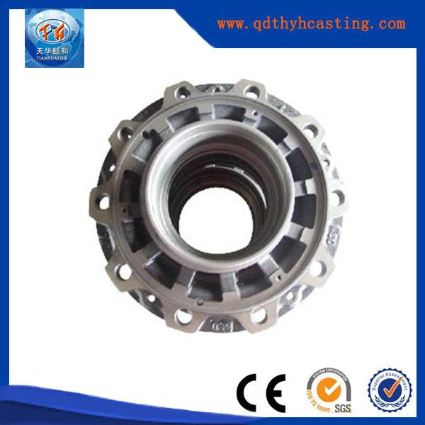 China OEM Sand Cast Iron Casting For Machinery Parts With