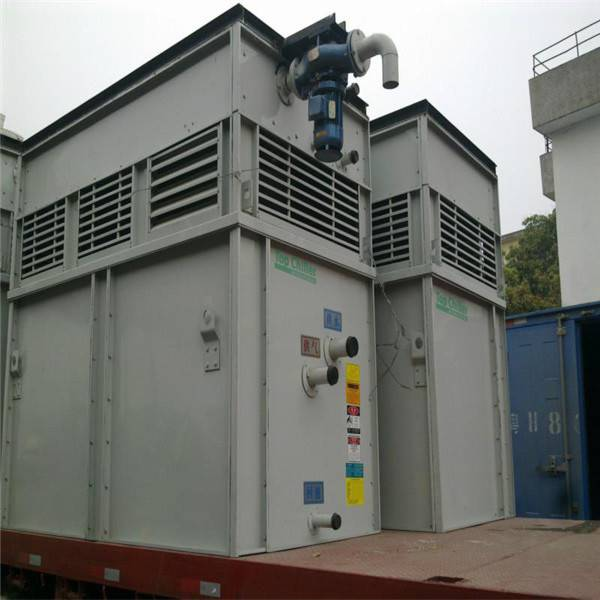 Cooling tower, chiller cooling tower