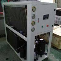 air cooled glycol chiller ,air to water glycol chiller ,air cooling low temperature chillers ,air cooled glycol chiller units ,air cooled chillers for Sulfuric acid cooling usage ,air to water cooled glycol chillers ,low temperature air cooling glycol chillers  air low temperature chiller