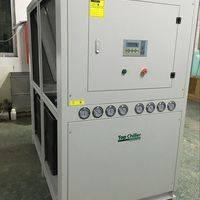 PU hot melt adhesive air cooled water chiller,  Imaging Making Chiller, Medical Water Chiller,  Dehumidification Chillers,Hybrid powdered coating water chiller, Grinding Machine chiller, Grinding Machine air cooled water chiller,industrial air to water chiller used in powder coating