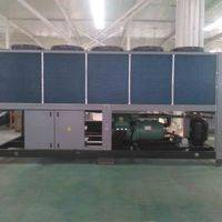 150ton air cooled screw chillers,120TR air cooled screw type water chiller,180Ton screw air chillers,explosion-proof type air cooled water cooled chiller in Mexico ,air cooled water chiller Plastic Film Blowing Machine,film blowing machine air to water chiller