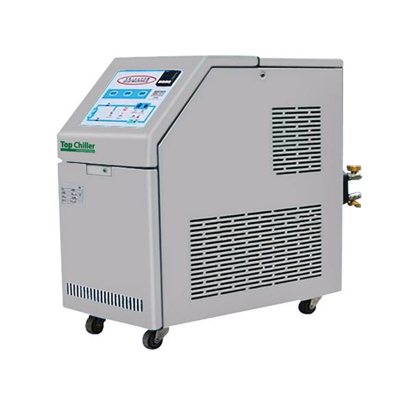 dual purpose oil and water temperature heater porttable unit