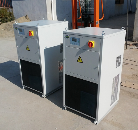 15kw capacity oil cooling chiller for lubrication