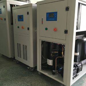 air cooled water chillers,wood plastic plate machine water chiller,industrial air cooled water chiller,air to water cooling industrial chiller,air cooled scroll type water chiller,plastic moulding machine water chiller