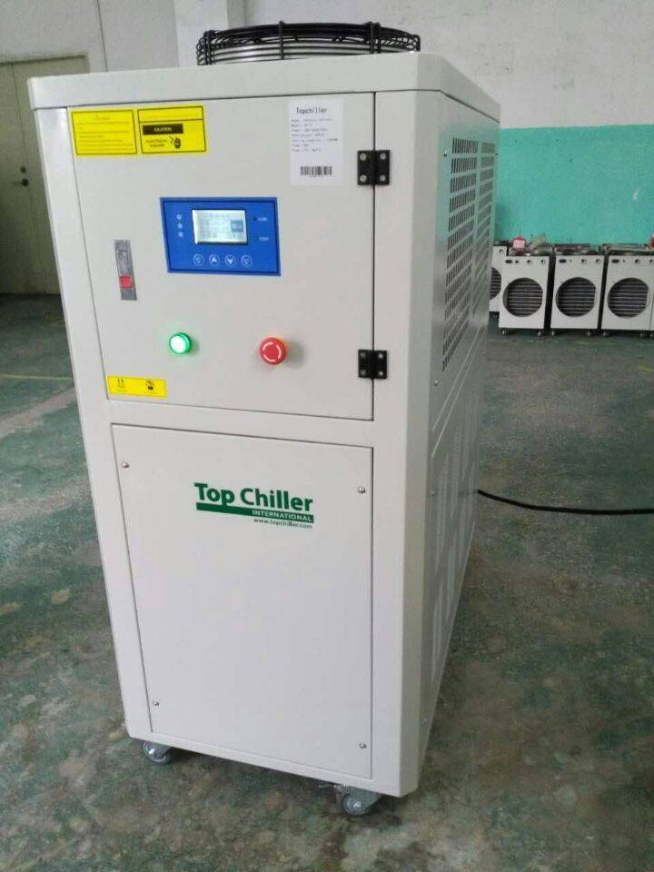 -5°glycol chiller, industrial air cooled glycol chiller, glycol water chiller, glycol chiller unit